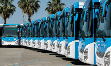 Rinnovo parco bus regionale