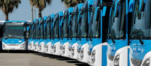 Procedura Pubblica di assegnazione di n. 507 autobus nuovi di fabbrica alle aziende esercenti ser...