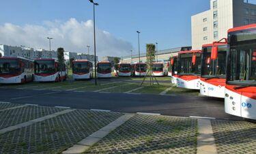 Gara per la fornitura di n. 160 autobus. AVVISO DI RETTIFICA E PROROGA DEI TERMINI DI PRESENTAZIO...